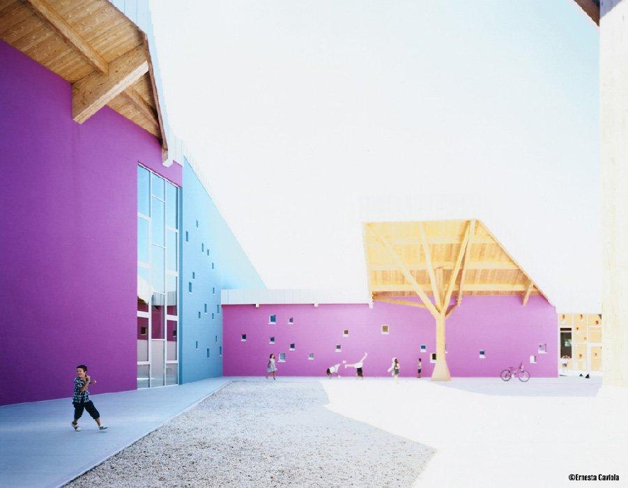 New school complex of Centrale-Grumolo Pedemonte